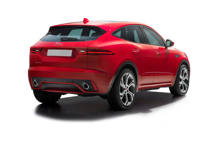 Jaguar E-PACE SUV AWD 2.0 d 150PS R-Dynamic SE 5Dr Auto [Start Stop] back view
