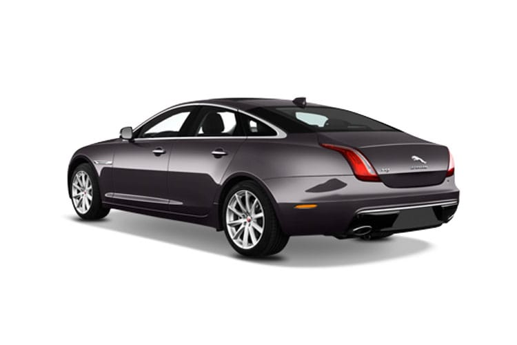 Jaguar XJ Saloon LWB 3.0 d V6 300PS Premium Luxury 4Dr Auto [Start Stop] back view