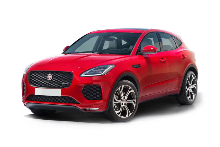 Jaguar E-PACE SUV AWD 2.0 d 150PS R-Dynamic SE 5Dr Auto [Start Stop] front view