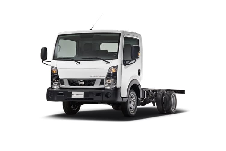 Nissan NT400 Cabstar 35.13 SWB 3.0 dCi DRW 130PS  Chassis Cab Manual front view