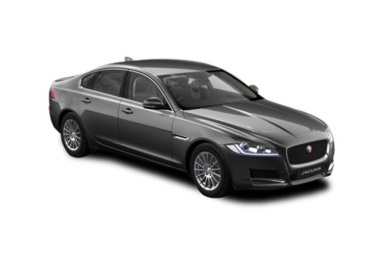 Jaguar XF Saloon 2.0 i 250PS R-Sport 4Dr Auto [Start Stop] front view