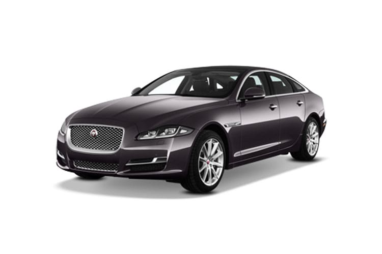 Jaguar XJ Saloon LWB 3.0 d V6 300PS Premium Luxury 4Dr Auto [Start Stop] front view