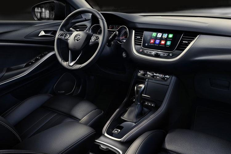 Vauxhall Grandland X SUV 1.5 Turbo D 130PS Ultimate 5Dr Manual [Start Stop] inside view